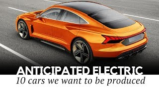 Top 10 Electric Cars that Deserve to Be Produced: Innovative Mid-size EVs