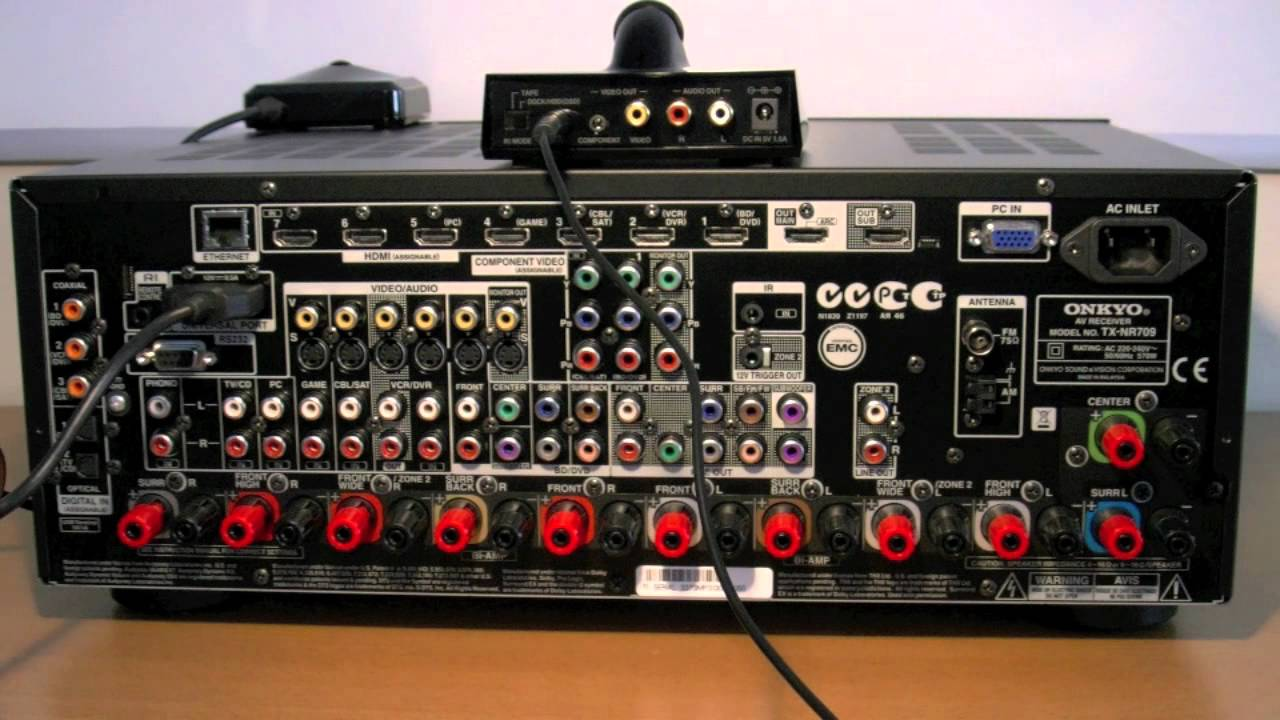 medium resolution of onkyo receivers wiring home theater wiring diagram load onkyo avr av home cinema receiver installing an