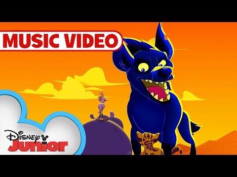 Bring Back A Legend | Music Video | The Lion Guard | Disney Junior