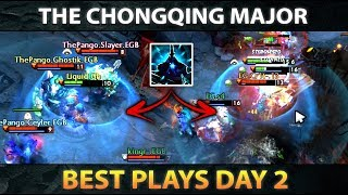 The Chongqing Major BEST Plays - Day 2 [Group Stage]