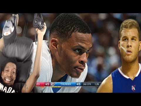 RUSSELL GAME WINNER!? LA CLIPPERS vs OKLAHOMA CITY THUNDER FULL GAME HIGHLIGHTS