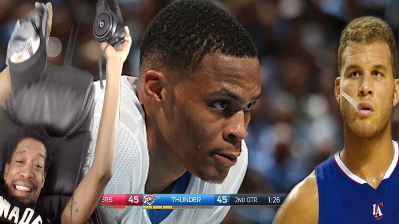 La Clippers Vs Oklahoma City Thunder Full Game Highlights You