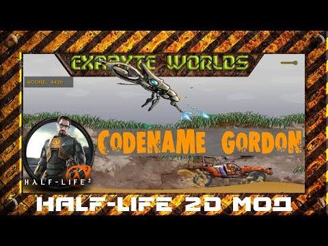 CODENAME GORDON: HALF-LIFE 2D ☢️ (УГАРНЫЙ HALF-LIFE 2 MOD, ПОЛНОЕ ПРОХОЖДЕНИЕ)