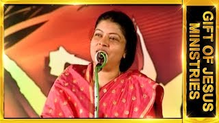 Dr.J.Preetha Judson Telugu Message Topic : Victory Part-1.