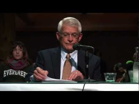 2012 Cal Anderson Lecture: Marriage Equality Debate