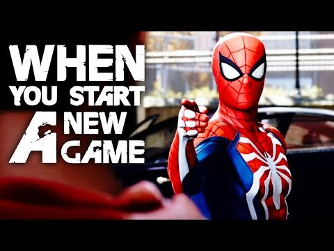Spider-Man: 10 Things To Know When Starting A New Game