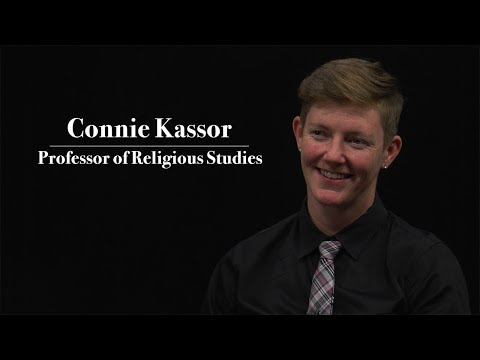 Spiritual Lives at Lawrence: Connie Kassor