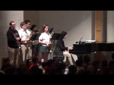Festival Alleluia (Chepponis) - Bishop Shanahan High School