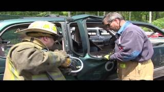 Vehicle Extrication: Removal of Cargo Door