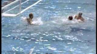 WATER POLO - ROME 196O - Italy vs Hungary 3-3 (English)
