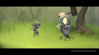 Mini Ninjas Gameplay (PC HD)