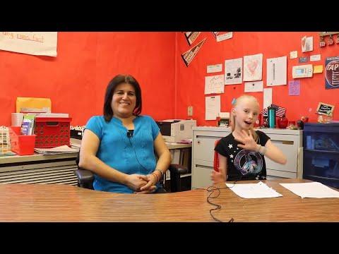 Kerman-Floyd Elementary Teacher's Corner Ms. Garcia 3rd Grade