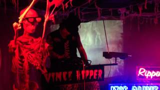 Vince Ripper and the Rodent Show - The Louisianna, Bristol (Nov 2015)
