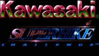 Kawasaki Superbike Challenge Mega Drive Title Music