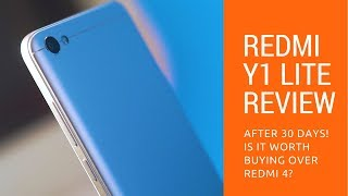 Xiaomi Redmi Y1 Lite Review After 30 Days - Not worth it?
