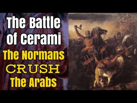 Normans Crush the Saracens at the Battle of Cerami