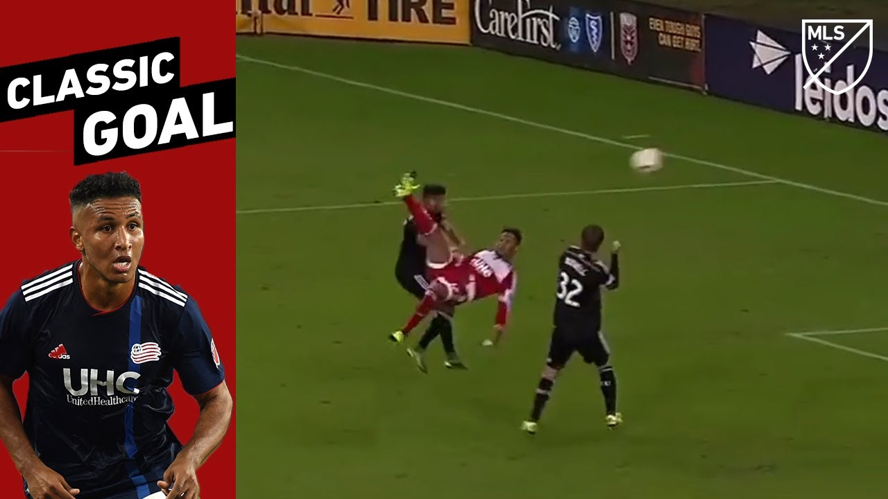 Agudelo's Playoff Bicycle Kick Is Identical to Wayne Rooney's Iconic Goal