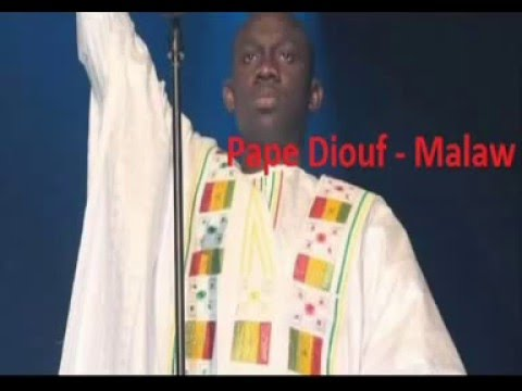 Pape Diouf  new song Malaw