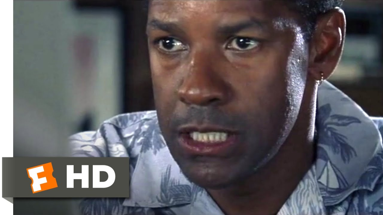 Download Out of Time (2003) - Fax Tampering Scene (6/11) | Movieclips
