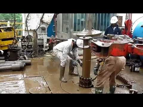 Institute of Drilling and Petroleum Engineering (IDPE ) Rig Practical Videos 2014.
