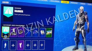 FORTNITE SKULL TROOPER ACCOUNT FOR SALE. *CHEAP* RARE ACCOUNT