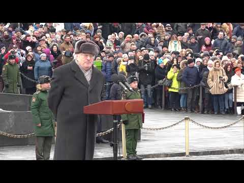 Торжественная церемония выпуска офицеров Московского высшего общевойскового командного училища