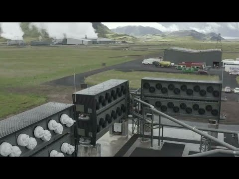 ...افتتاح أكبر مصنع في العالم لتحويل  ثاني أكسيد الكربون  - نشر قبل 21 ساعة