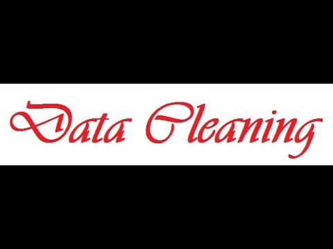 Data Cleaning Part-1 Basic Data Cleaning Operations