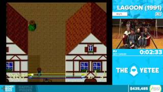 Lagoon by PJ in 1:29:09 - Awesome Games Done Quick 2016 - Part 89