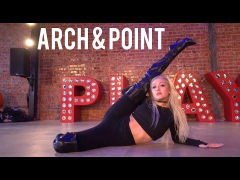 Miguel - Arch & Point - Choreography by Marissa Heart - Heartbreak Heels