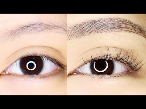 LASH LIFT & SEMI-PERMANENT MASCARA! | - Saytioco