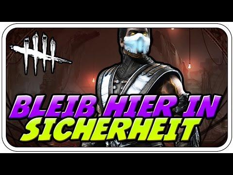 BLEIB HIER IN SICHERHEIT ♠♠♠♠ - DEAD BY DAYLIGHT - Deutsch German - Dhalucard