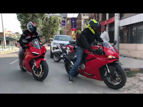 Riding Nepal's First Ducati Panigale V4