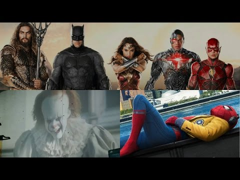 Talking Cinema: ShIT, Justice League, Spider-Man: Homecoming