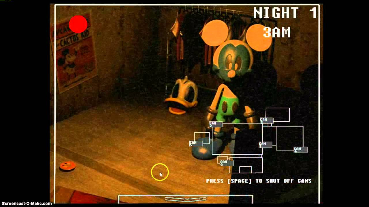 Five Nights At Treasure Island The Undying