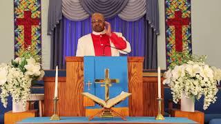 Pastor Shelby Tate - 2021 Easter Sermon