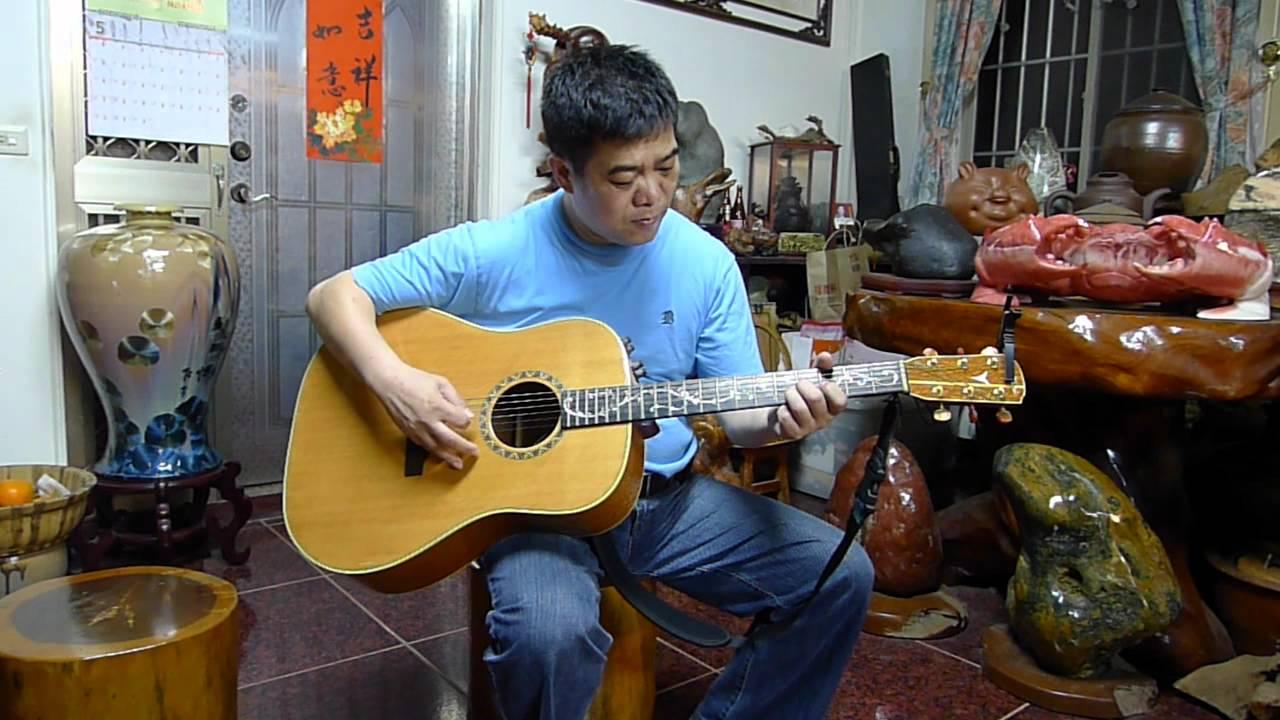 梅章成老師吉他演奏,曲目:(1)禁忌的遊戲,(2)老鷹之歌 - YouTube