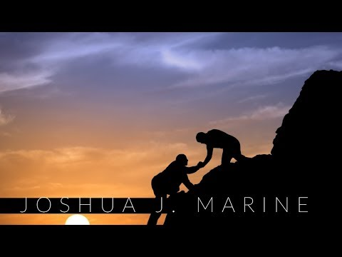 What makes life challenging? Joshua J Marine