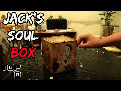 Top 10 Cursed Boxes That Should Have Stayed Shut - Part 2