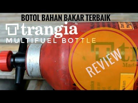 Trangia Fuel Bottle - Botol Bahan Bakar Cair Aman dan Terbaik
