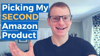 Picking My SECOND Amazon Product Step By Step - Livestream #2!