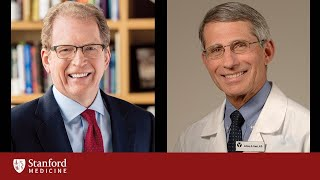 Dr. Anthony Fauci & Dean Lloyd Minor in a Fireside Chat | StanfordMed LIVE – July 13, 2020