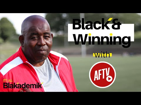 Black & Winning With Robbie Lyle (AFTV) - #BLAKADEMIK