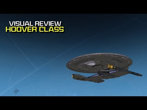 Visual Review | Hoover Class | Star Trek Online