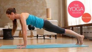 Build Strength Evenly | Beginner Yoga With Tara Stiles