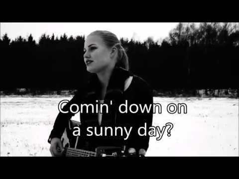 Isa Zwart - Have You Ever Seen The Rain (Lyrics)