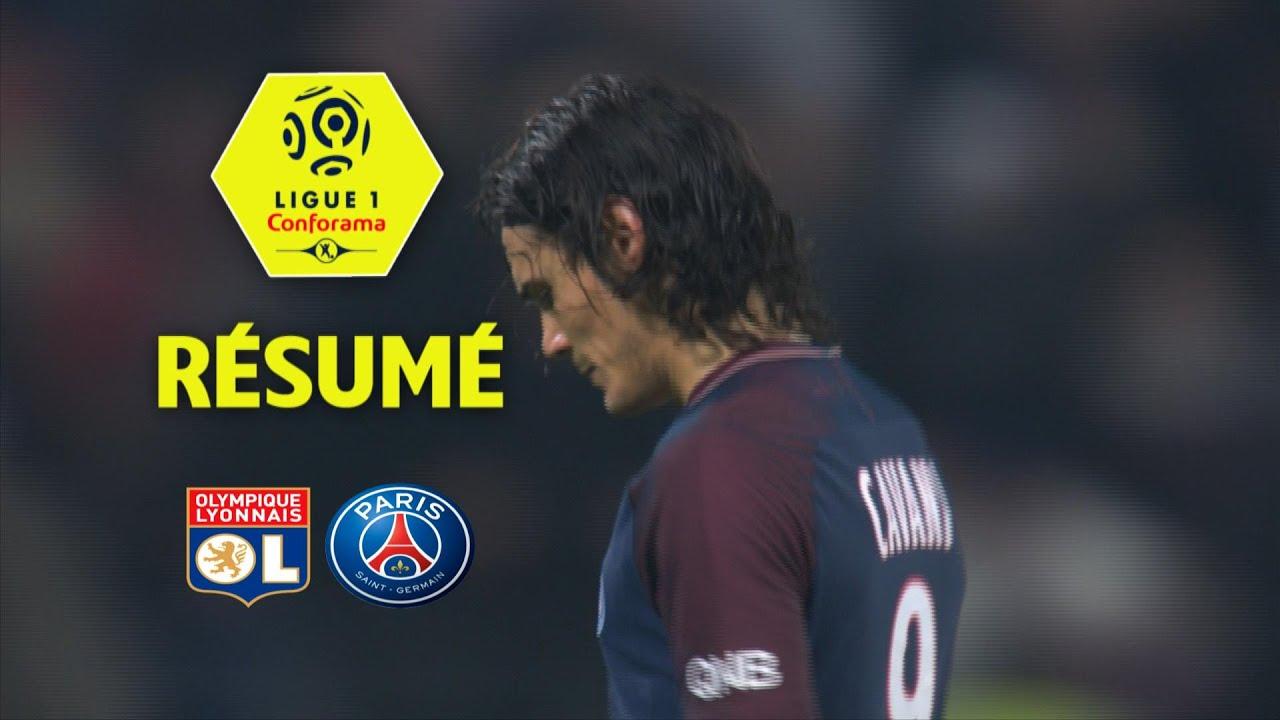 Download Olympique Lyonnais - Paris Saint-Germain (2-1) - Résumé - (OL - PSG) / 2017-18