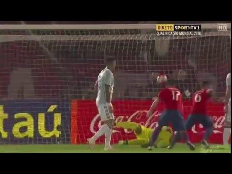 Hasil Pertandingan Chile VS Argentina Kualifikasi Piala ...