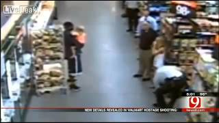 Man Kidnaps Child In Walmart   Shot Dead By Police