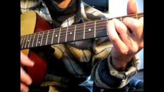 Красивый Испанский Бой восьмерка Уроки игры на гитаре